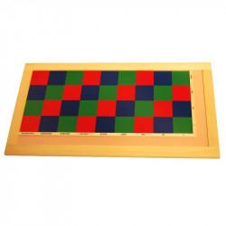 Grand tableau de la multiplication Montessori