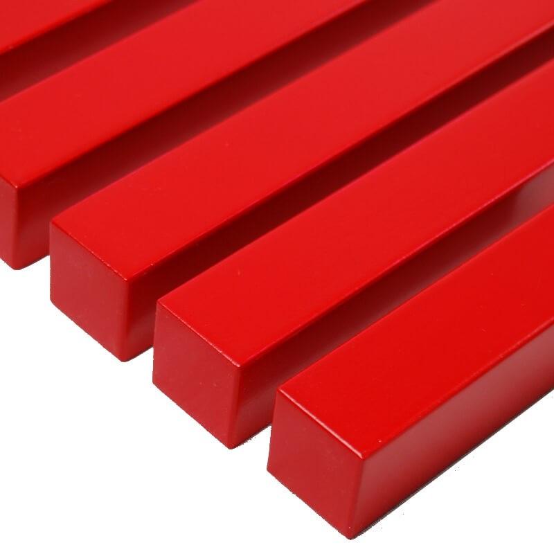 Barres rouges Montessori