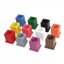 11 pots à crayons