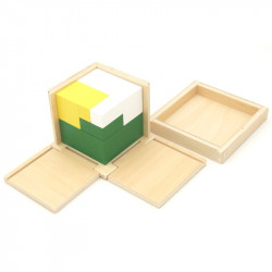 Cube de la puissance 2