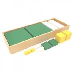 Cube de la puissance 3