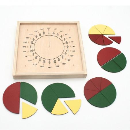 Tableau géometrique