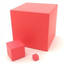Cube pour la tour rose