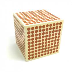 Cube de 1000 en bois