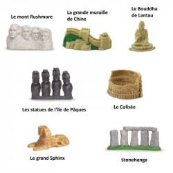 Tube - Monuments du monde