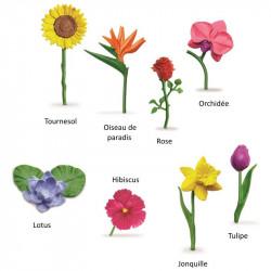 Tube - Fleurs