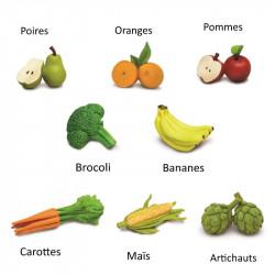 Tube - Fruits et légumes