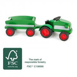 Tracteur pour la ferme
