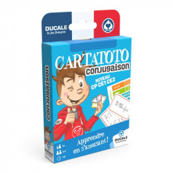 Cartatoto - Conjugaisons