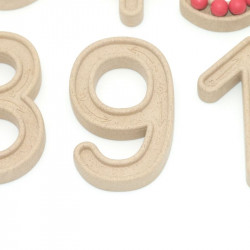 11 chiffres en RE-Wood®