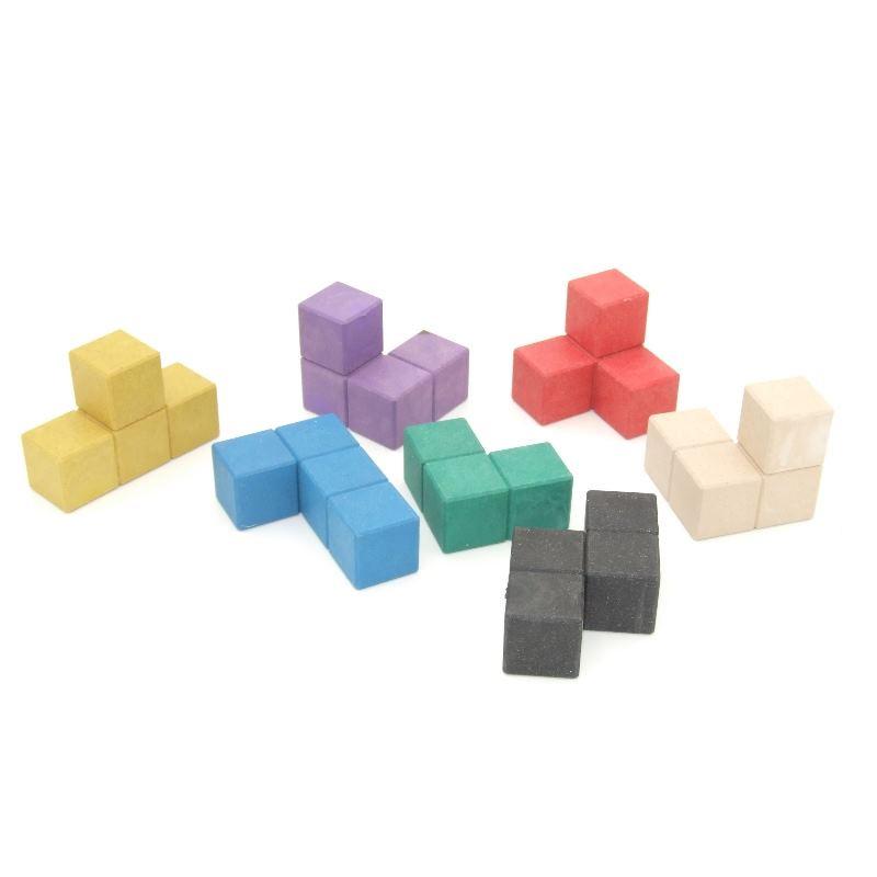 cubes SOMA en RE-Wood®