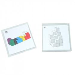 Cartes pour  cubes SOMA