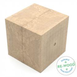 Matériel Lubienska - cube de 1000 en RE-WOOD®