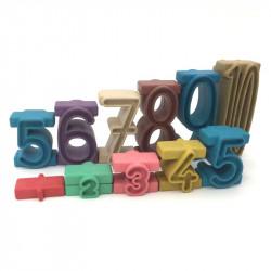 Tour de nombres couleurs Montessori en RE-WOOD®
