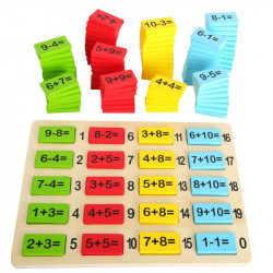 Plaquettes de calcul additions et soustractions