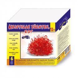 Créer un cristal rouge