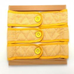 Cadre d'habillage enfant 3 boutons