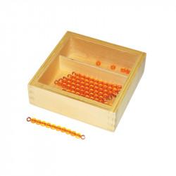 Perles pour table de Seguin 2 Montessori